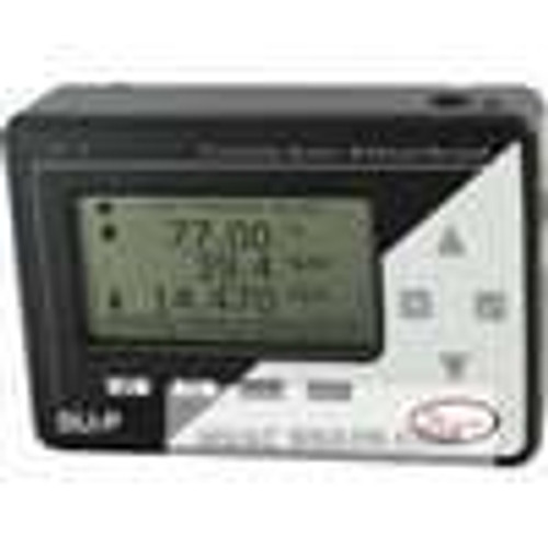 Dwyer Instruments DLI-H, Indicating temperature/humidity data logger