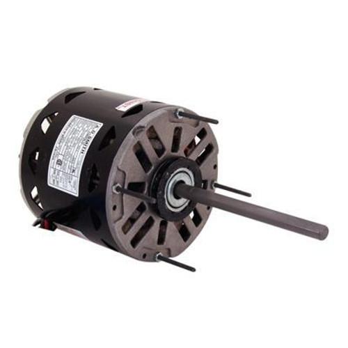Century Motors DLR1026S (AO Smith), 5 5/8 Inch Diameter Stock Motor 115 Volts 1075 RPM 1/4 HP