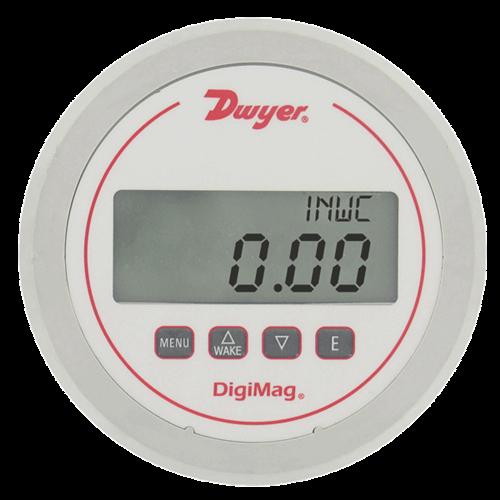 Dwyer Instruments DM-1211 0-50 IN
