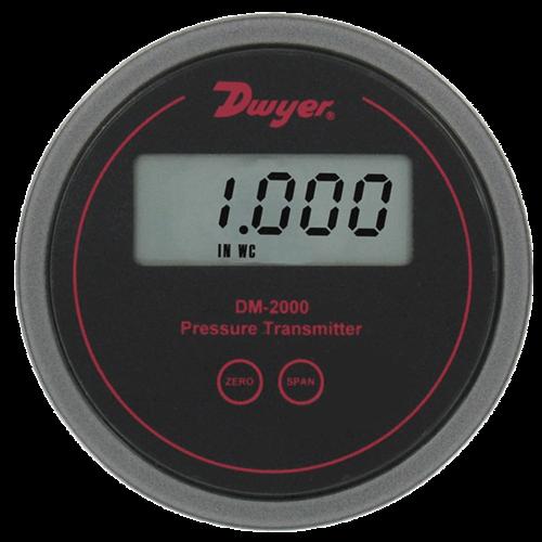 Dwyer Instruments DM-2004 1 IN