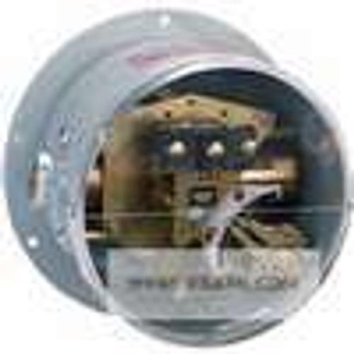 Dwyer Instruments DPA-7043-153-62E, Differential pressure switch, 316SS bellows, range 0-20 psid (0-14 bar), max pressure 100 psig (69 bar), min deadband 30 psid (21 bar)