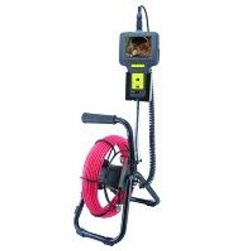 General Tools DPS16 Pipe & Duct Video Borescope Inspection System
