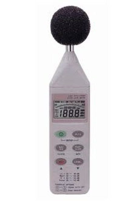 General Tools DSM8230 Digital Sound Meter w/ Windscreen