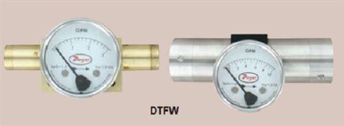 "Dwyer Instruments DTFW-2B-8W WATCAL 8GPM BR 1/2"""