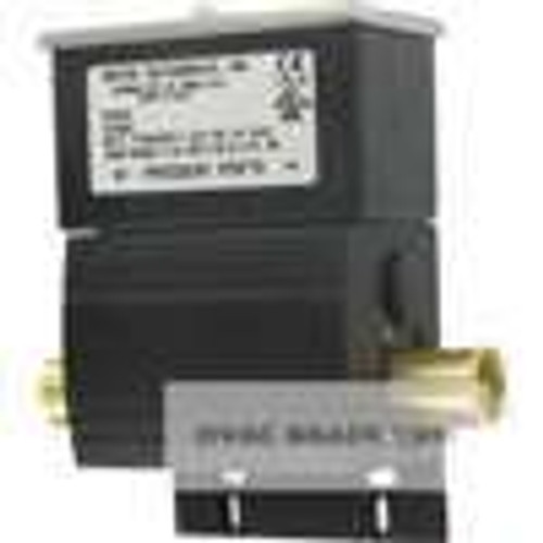 """Dwyer Instruments DXW-11-153-4, Differential pressure switch, brass and fluoroelastomer wetted materials, NEMA 4X, 1/4"""" NPT connections, SPDT, range 50 to 75 psi"""