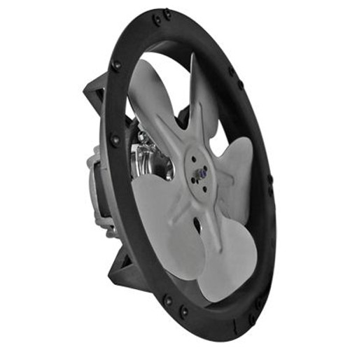 Wellington ECR92950, 33 Inch Diameter Electronically Commutated Refrigeration Fan Kit Includes Motor, Mounting Shroud and 8 Inch 15 Degree Fan Blade (Manufactured by Wellington)