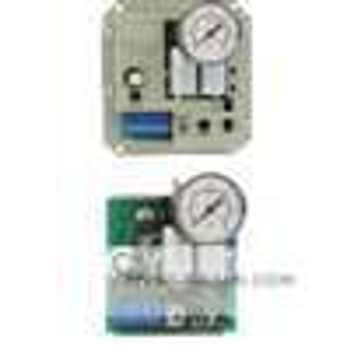 Dwyer Instruments EPTA-S0, Electro-pneumatic transducer, standard snap-track mount