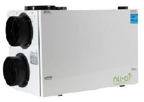 Nu-Air ES210-HRV, Heat Recovery Ventilator