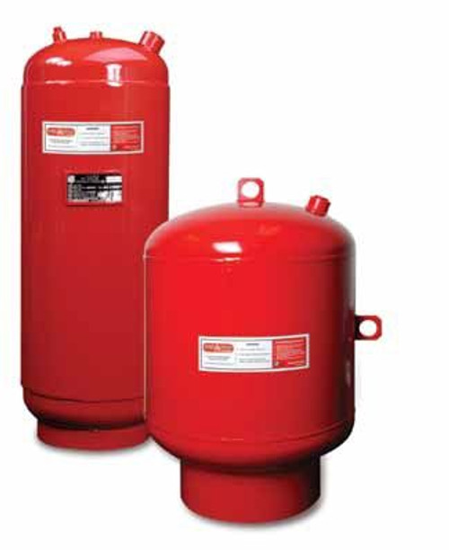 AMTROL FPT-180VC, FPT MODELS: FIRE-X-TROL_ SPRINKLER SYSTEM EXPANSION TANK, 175 PSI