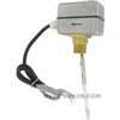 """Dwyer Instruments FS-2-W8, Paddle flow switch, 1"""" male NPT connection with 8 ft leads"""
