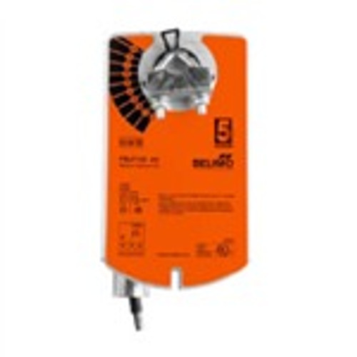 Belimo FSLF120-S US, Fire&Smoke Actuator, 120 VAC, 30inlb, 2SPST, 1m Cable