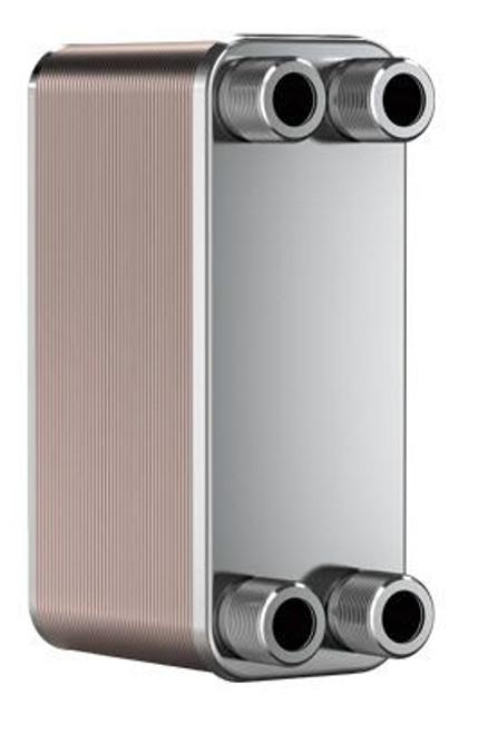 "SWEP B5T 15061-040, Brazed Plate Heat Exchanger, B5THx40/1P-SC-M 4x3/4""&16"