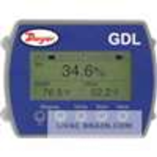 Dwyer Instruments GDL, Graphical Data Logger for Temperature, Humidity, and Dew Point