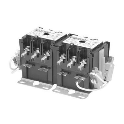 Fasco H3R30A, Reversing Contactor 3 Pole 30 Amps 24 Coil Voltage