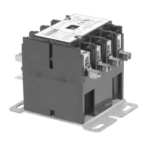 Fasco H440B, Contactor 4 Pole 40 Amps 120 Coil Voltage