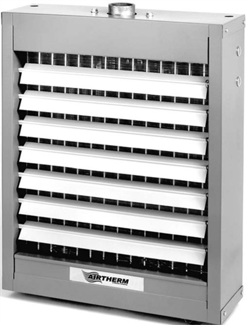 Airtherm HA-144B Steam/Hot Water Unit Heater, Horizontal Type
