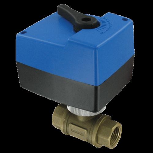 Dwyer Instruments HBAV0624 1-1/2NPT 24VAC MDLTG