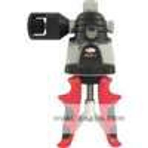 Dwyer Instruments HCHP-1, Hydraulic hand pump, range 10,000 psi