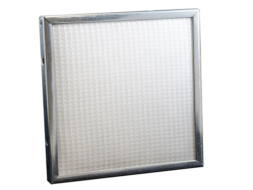 """Permatron HFA900-12, 1/2"""" Thick High-Efficiency Industrial Washable Electrostatic Filter 801-900 sq in"""