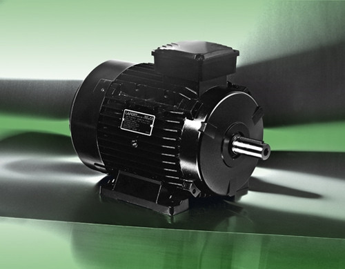 Lafert Motors HPS132-1800-232-460, Permanent Magent Stand Alone 15HP 460V - 1800 RMP