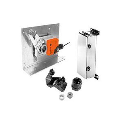 Belimo KH-LFV, V-Bolt Kit for Direct Coupling with KH-LF