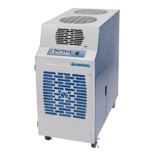 KwiKool, KPAC2421-2; 2-ton, 22,900 Btu Single Duct Indoor Portable Air Conditioner