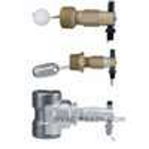 Dwyer Instruments L10-B-3-A, Mini-size level switch, 304 SS cylindrical float, side wall mounting, max pressure 200 psig (138 bar), min SG 05