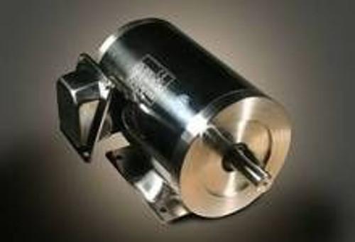 Lafert Motors LA80S6-460, STAINLESS STEEL MOTOR LA80S6-460 TENV 075HP- 1200RPM