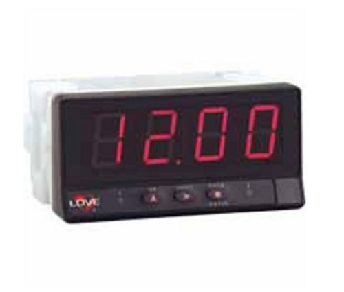 Dwyer Instruments LCI108-72 DPM FREQ IN 12 VDC