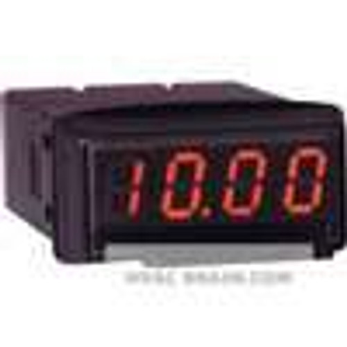 Dwyer Instruments LCI132-10, Process Indicator, ±100 VAC; 600 VAC; 5A (DC) 1A (DC); -1999 to +600 VDC; ±100 VDC; -1999 to 5A (DC) ±1A (DC) input, 120/240 VAC supply voltage