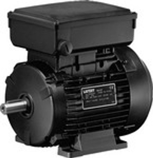 Lafert Motors LM80L4-115, SINGLE PHASE MOTOR LM80L4   10 HP   115V - 1800RPM