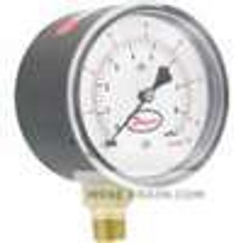 Dwyer Instruments LPG3-D0022N, Low pressure gage, range 0-10 psi (0-70 kPa)