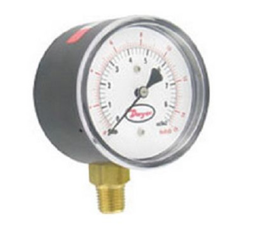 Dwyer Instruments LPG5D8142N LOW PR GAGE H2O/KPA