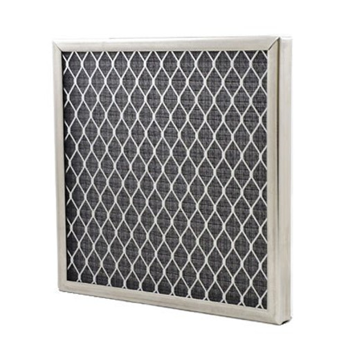 "Permatron LR2525-1, 25"" x 25"" x 1"" LifeStyle Plus Low Resistance Permanent Washable Electrostatic Filter"