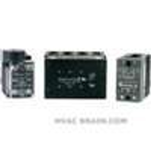 Dwyer Instruments LTPZ125-240-D, Solid state relay, 240 VAC, 25 amp max load, 3-32 VDC trigger