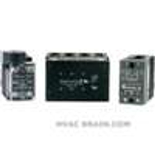 Dwyer Instruments LTPZ125-660-D, Solid state relay, 660 VAC, 25 amp max load, 3-32 VDC trigger