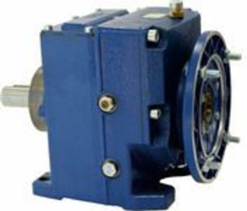 Lafert Motors MHL20/2I610P19/120, HELI INLINE GBX 610:1 RATIO PAM19/120