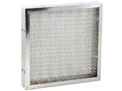 "Permatron MMA2424-1, 24"" x 24"" x 1"" Aluminum Mesh Filter"