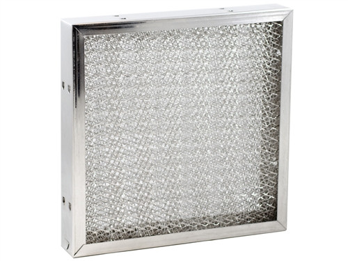 "Permatron MMA400-2, Custom 2"" Aluminum Mesh Filter 301-400 Sq In"