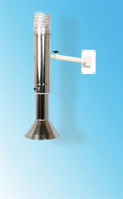 Movex MEX AA, MEX AA Telescopic high heat local fume extractor