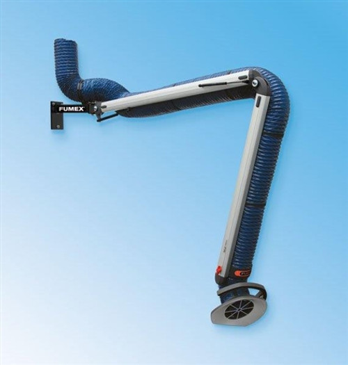Movex PR 3000-100, PR Series 10' Fume Extractor Arm