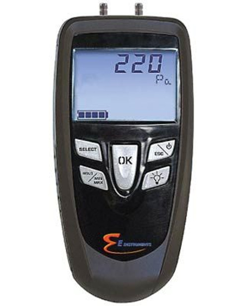 E Instruments MP 120S (16415), Micromanometers