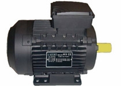 Lafert Motors MS132SS4-460, 75 HP 460V COMPACT BRAKE MOTOR - 1800RPM
