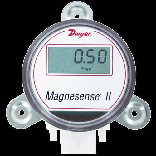 Dwyer Instruments MS2-W111 WALL MNT BIDIR LO RNG