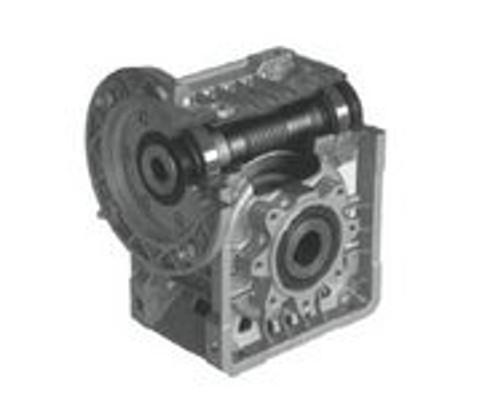 Lafert Motors MU75I100P19/200, RIGHT ANGLE GBX 100:1 RATIO GNP 19/200