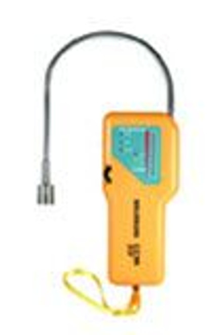 General Tools NGD268 3 Color LED Natural Gas Detector with Goose Neck Probe, Audible and Visual Alerts