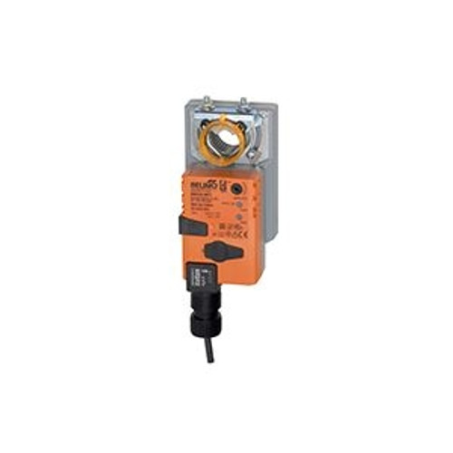 Belimo NMQX24-1, DampRotary, 70in-lb, On/Off, 24V