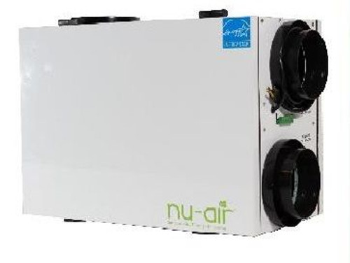 Nu-Air NU145-HRV, Heat Recovery Ventilator