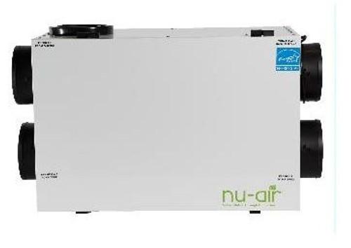 Nu-Air NU205-HRV, Heat Recovery Ventilator