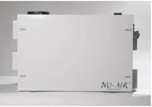Nu-Air NU500-HRV, Heat Recovery Ventilator